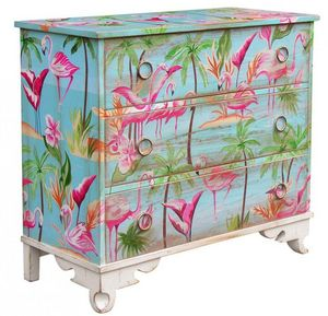 Moissonnier - amish xix - Chest Of Drawers