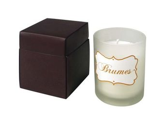 Interior's - coffre bougie brume - Candle