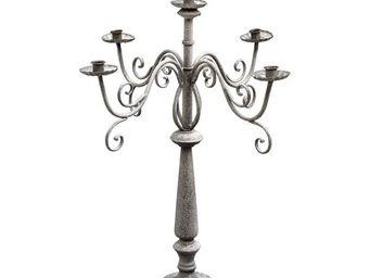 Interior's - chandelier 5 bougies topiaire - Candle Holder