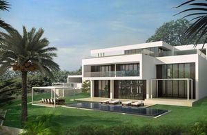 AW² - villa casablanca - Architectural Plan