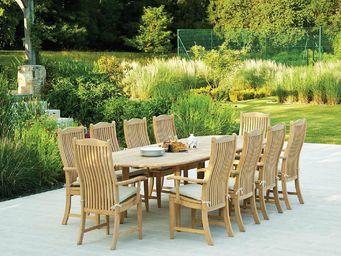 Alexander Rose - 'timber - Garden Table