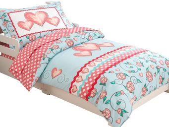 KidKraft - parure de lit 4 pièces sweetheart en polyester et - Children's Bed Linen Set