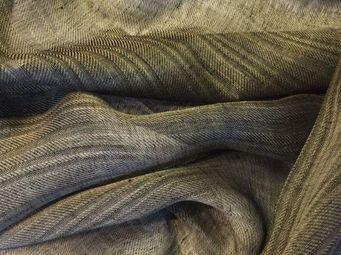 Bisson Bruneel - dumet stone xl bronze - Net Curtain