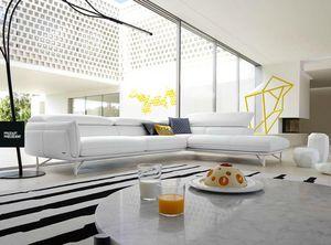ROCHE BOBOIS - opale - Corner Sofa