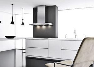 PANDO -  - Decorative Extractor Hood