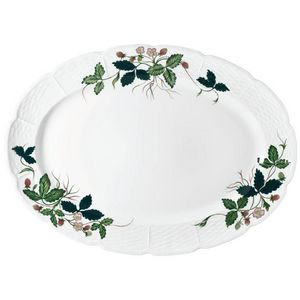 Raynaud - george sand - Oval Dish
