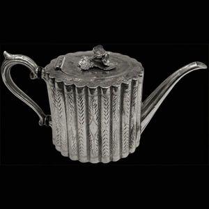 Atelier Porcelaine -  - Teapot