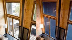 MILLET INDUSTRIE ATLANTIQUE -  - 2 Door Glass Door