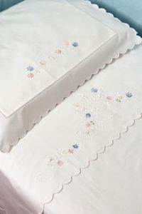BELLAVIA RICAMI -  - Baby's Bed Linen Set