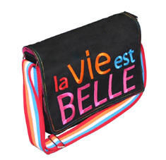 design by Caroline Lisfranc -  - Satchel