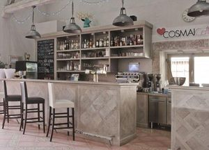 QC FLOORS -  - Bar Counter