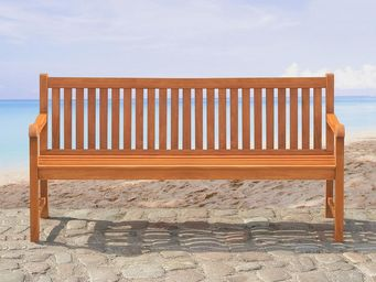 BELIANI - riviera - Garden Bench