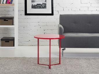 BELIANI - tribeca - Pedestal Table