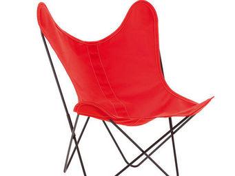 Airborne - coton rouge - Armchair