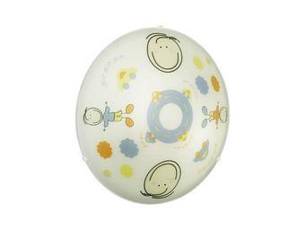 Eglo - plafonnier/applique junior 2 garçon - Children's Bedside Light