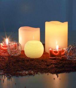 WECANDLE -  - Round Candle