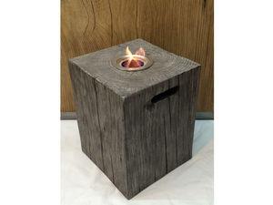EZEIS OUTDOOR -  - Flueless Burner Fireplace