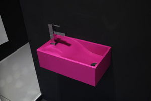 ADJ - pink - Wash Hand Basin