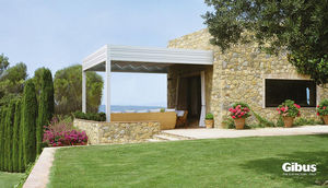 Gibus -  - Attached Pergola