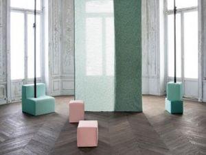 Le Crin - blackjack thym - Furniture Fabric