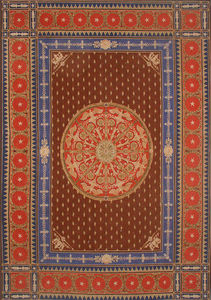 EDITION BOUGAINVILLE - montresor - Aubusson Carpet