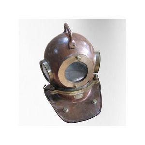 JD Co Marine -  - Antique Diving Helmet
