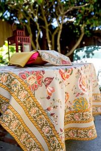 THE SHOP -  - Rectangular Tablecloth