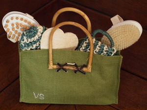 Valeria Produkten -  - Scrub Glove