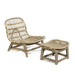 MAISON PEDERREY -  - Garden Armchair
