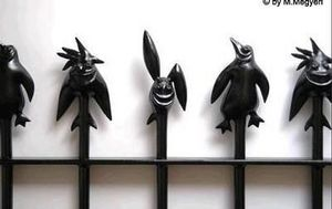 Sweet Dream Security -  - Forged Railing