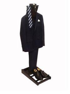 GENTLEMAN'S VALET COMPANY -  - Clothes Hanger