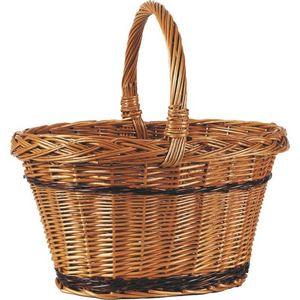 Aubry-Gaspard - panier ovale - Basket