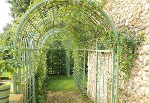 METAL VERT -  - Garden Arch