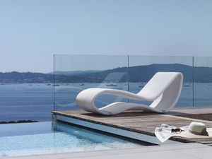 ITALY DREAM DESIGN - sinuo 2.0 - Sun Lounger