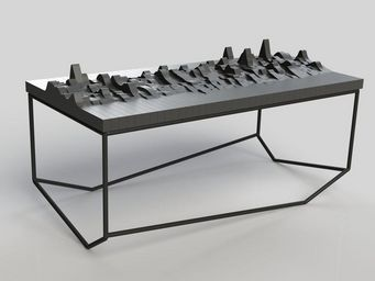 MALHERBE EDITION - table echo - Original Form Coffee Table