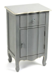 Amadeus - chevet 1 porte 1 tiroir new elegance - Bedside Table