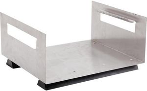 Aubry-Gaspard - porte bûches design 40cm - Log Carrier