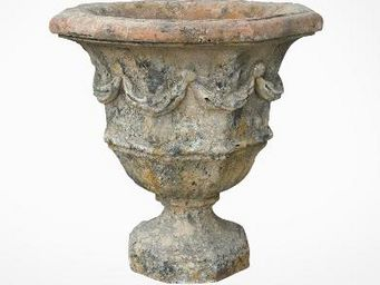 TERRES D'ALBINE - octogonal - Garden Pot