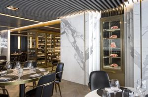 Humbert & Poyet - beef bar berlin - Ideas: Hotel Dining Rooms