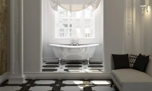 Devon & Devon -  - Freestanding Bathtub With Feet