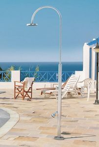 INOXSTYLE - aria cylinder ml - Outdoor Shower