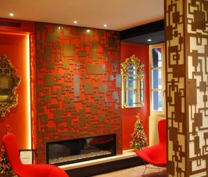 TREILLAGE -  - Wall Covering