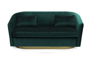 BRABBU - earth - 2 Seater Sofa