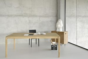 Ethnicraft - bok - ethnicraft - Rectangular Dining Table