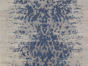 EDITION BOUGAINVILLE - abaya indigo - Modern Rug