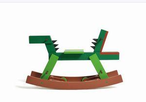 BLUC - crocodile - Rocking Toy