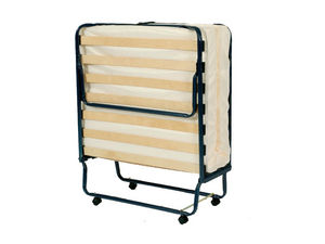 Promo Matelas - lit pliant appoint 17 lattes - Folding Bed