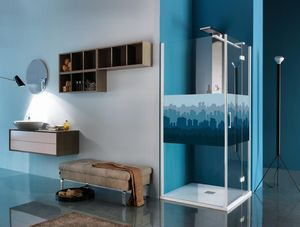 Samo - polaris new york - Shower Enclosure