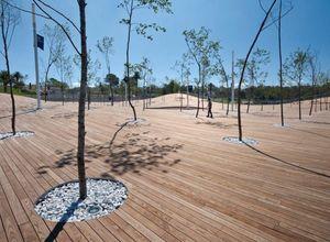 LIVINLODGE BY CARPENTIER - lames de terrasse  - Terrace Floor