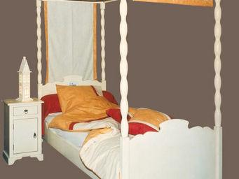 Mezzaline - ines 90 - Single Canopy Bed